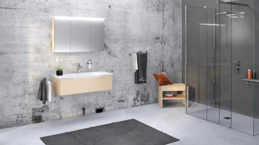 creativbad | individuelle badmöbel für ihr badezimmer - creaflex, Badezimmer