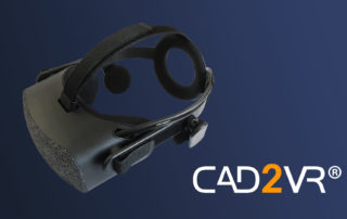CAD2VR Windows Mixed Reality Support