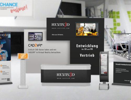 CHANCE online Firmenkontaktmesse – 24.–28. April2021