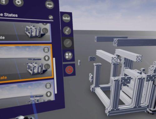 Sehen Sie sich das neue CAD2VR® Features Videoan